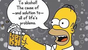 Homer Simpson�... Simpson Drunk Quotes