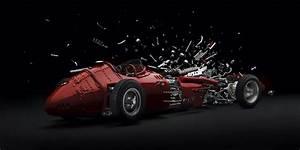 Disintegrating II: mind-boggling images of exploding cars ...