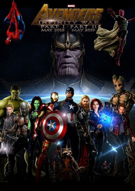 avengers infinity war filme  seriale  marvel