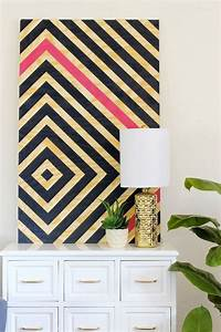 Best ideas about painters tape art on