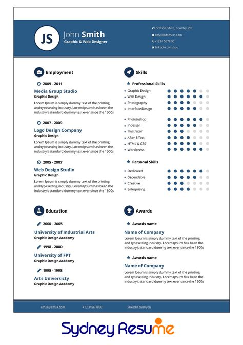 professional resume writers sydney professional resume