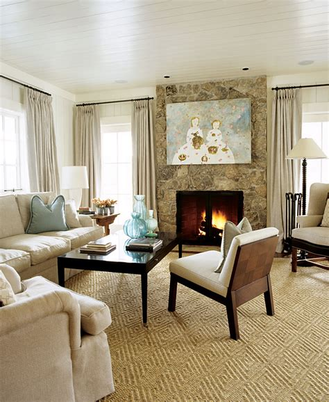 Living Rooms Neutral Colors by Living Rooms In Neutral Colors Traditional Home