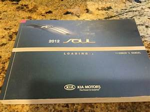 2012 Kia Soul Owners Manual