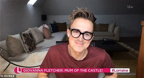 Tom Fletcher misses wife Giovanna amid her I'm A Celebrity ...