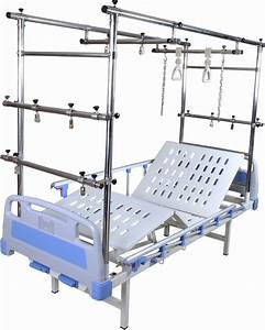 China Dl18-301fg Manual Orthopedic Traction Bed