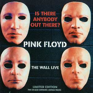 Pink Floyd - Is There Anybody Out There? The Wall Live (CD ...