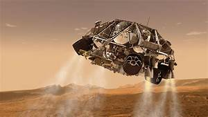 We are living in the future – Curiosity landing on Mars ...