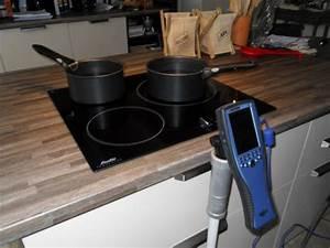 Casserole Pour Plaque A Induction : table de cuisson induction ~ Melissatoandfro.com Idées de Décoration
