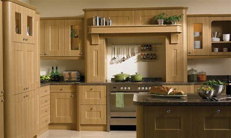 bella lissa cambridge oak kitchen ba components