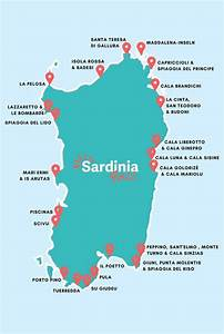 Droomstranden S... Mooiste Stranden Sardinie