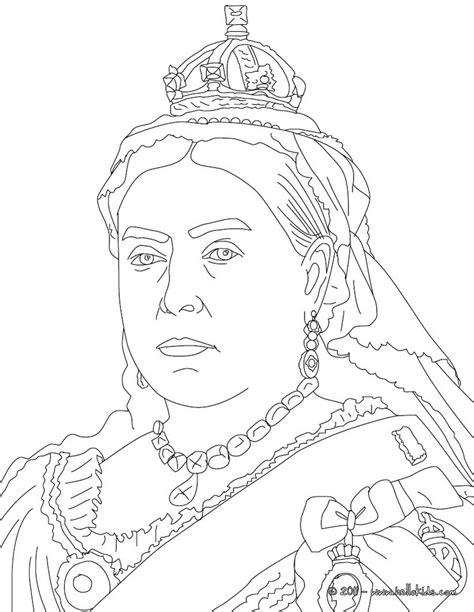 coloring pages queen elizabeth  coloring pages