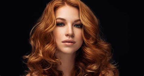 How To Go From Brown Hair To Red Hair Loréal Paris