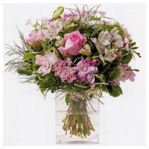 Bouquet De Fleurs Interflora : bouquet de fleurs rosa interflora ~ Melissatoandfro.com Idées de Décoration