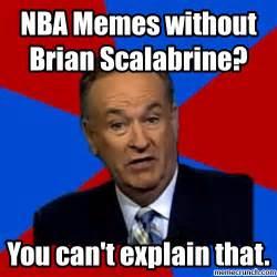 Nba Meme - nba memes without brian scalabrine