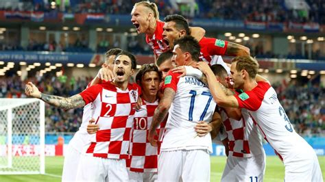 Fifa World Cup This Croatia Side Can Surpass Stars