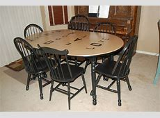 Refinish Kitchen Table Chairs ALL ABOUT HOUSE DESIGN