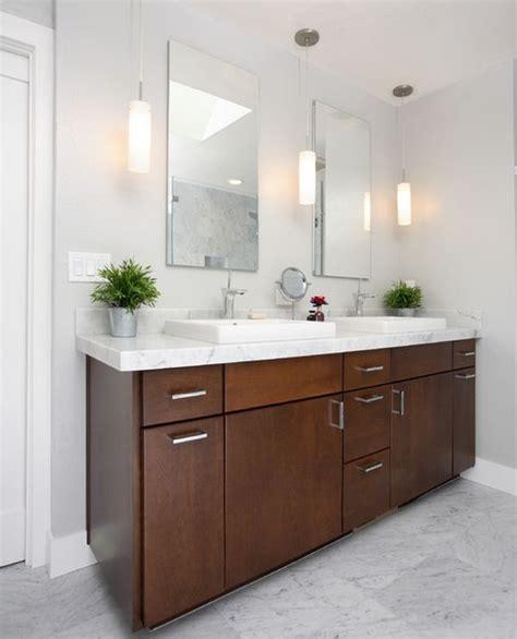 bathroom modern vanities best 25 modern bathroom lighting ideas on