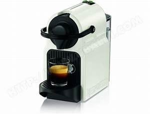 Nespresso Inissia Krups : krups yy1530fd inissia blanche pas cher nespresso ~ Melissatoandfro.com Idées de Décoration