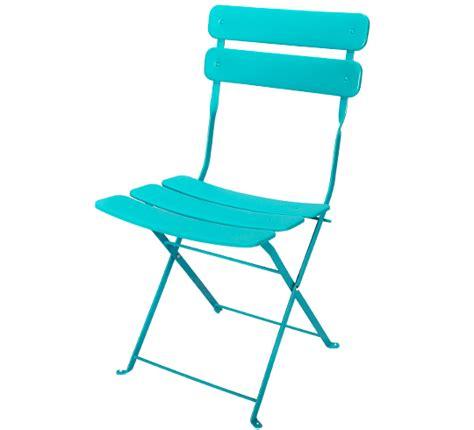 chaise de jardin bleu chaise de jardin pliante bleu turquoise mat 29 salon d 39 été