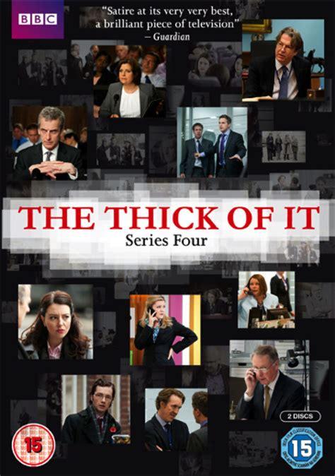 thick   series  dvd zavvi