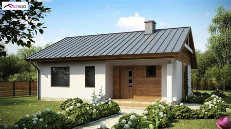 square meter small  simple house design  floor plan youtube