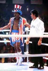 Balboa Night Lights Sylvester Stallone Trains Michael B Jordan In A Chicken