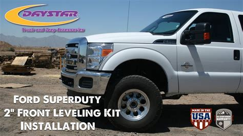 daystar products   ford superduty  leveling kit