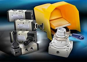 Automationdirect Adds Air Pilot And Manual Control Valves To Product Line  Automationdirect