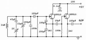 radio circuits blog vfo With simple vfo circuit