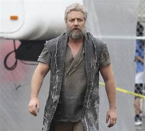 Russell Crowe Gladiator Beard