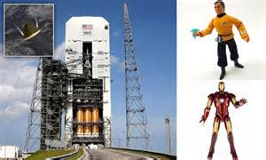 Nasa Orion launch to be crewed by Captain Kirk, Iron Man ...