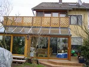 Wintergarten Mit Balkon Darüber : zimmerei erny referenzen ~ Michelbontemps.com Haus und Dekorationen