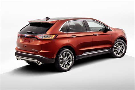 ford edge   nouveau suv haut de gamme pour