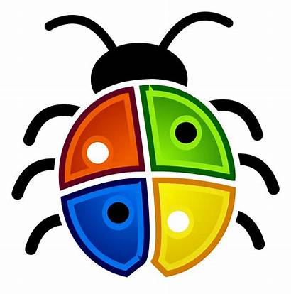 Clipart Bug Microsoft Computer Firefly Library Clip