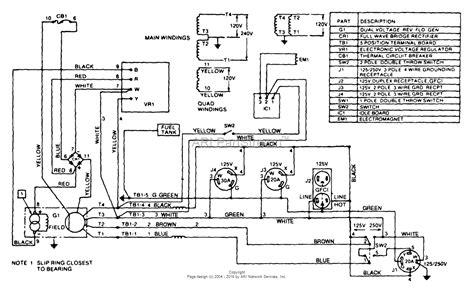 Homelite Wiring Diagram by Homelite 178hi48 Generator Ut 03762 Parts Diagram For