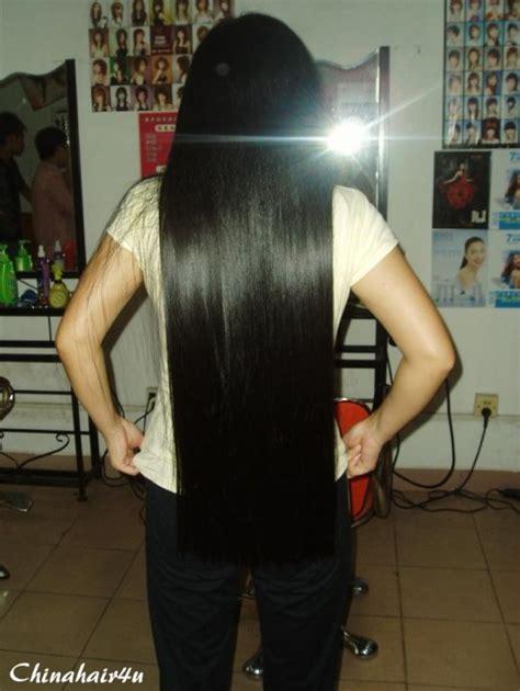 Rambut Indah Berkilau Rambut Panjang dan Indah