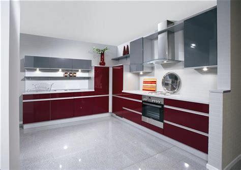 cocina en dos colores muebles de cocina