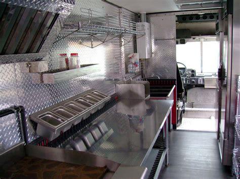 cuisine interiors food truck interior pixshark com images galleries