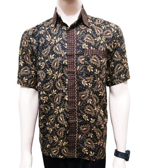jual beli kemeja batik modern baju batik hem batik