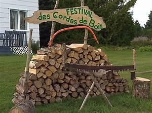Une Corde De Bois : au tour de la corde de bois d avoir son festival tva ~ Melissatoandfro.com Idées de Décoration