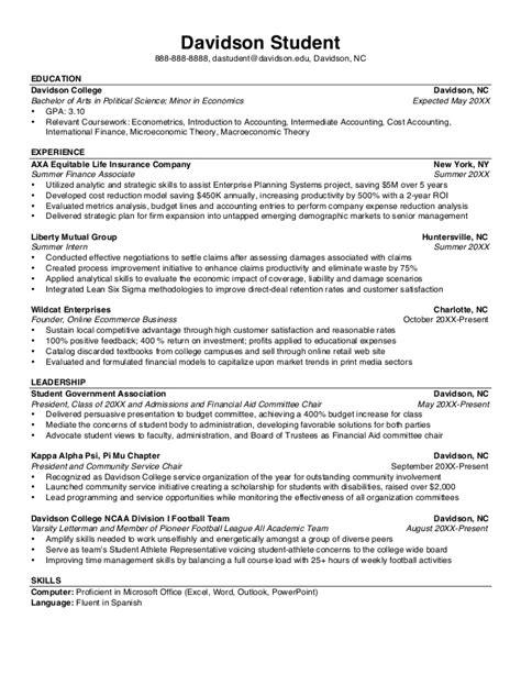 davidson college r 233 sum 233 writing guide