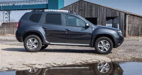 Dacia Launches Van Version Of Duster In Uk