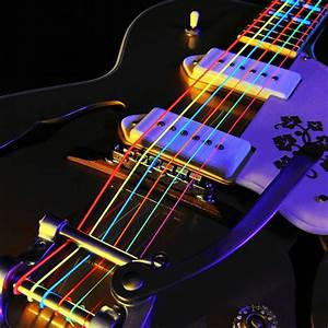 Expert Review DR Strings Multi Color Neon Sets Jamstar