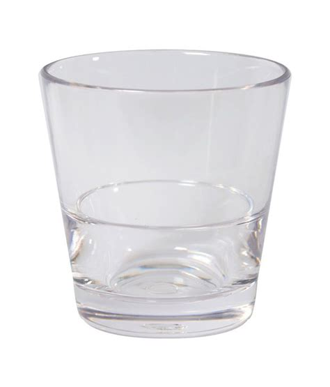 Buy Barware - stallion barware rocks unbreakable glasses set of