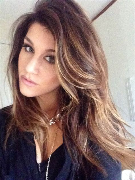 Brown Black Hair Color Ideas by Gorgeous Highlights And Brown Hair Color Ideas