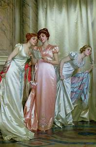 The Letter Painting by Vittorio Reggianini