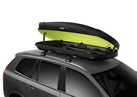 Thule Presents The Stylish And Spacious Thule Motion Xt