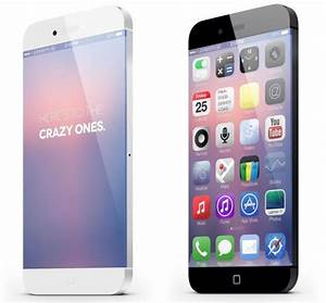 wordlessTech | iPhone 6- an edgy concept