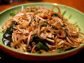 Chinese Food Chow Mein Recipe