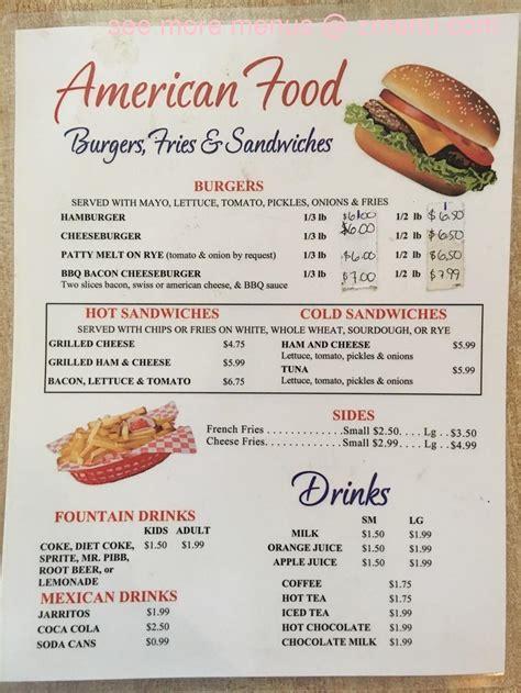 menu  kountry kitchen restaurant winters